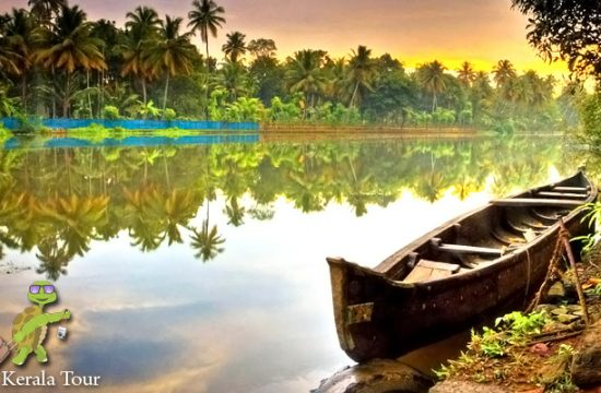 Mystical Kerala backwaters