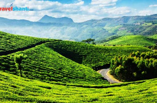 4 days 5 nights Kerala tour package